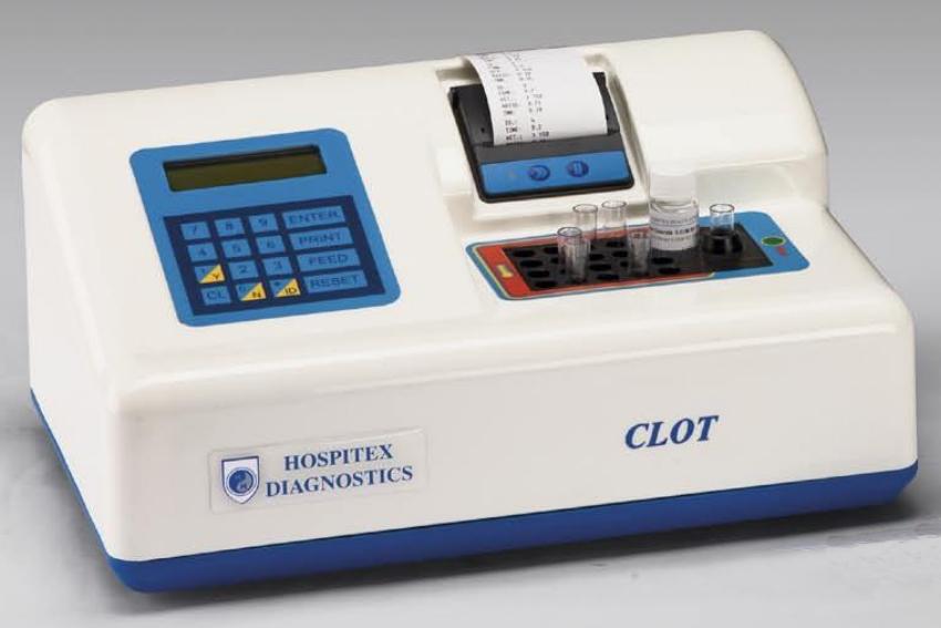 Máy xét nghiệm đông máu